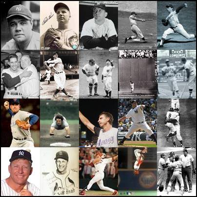 baseball greats